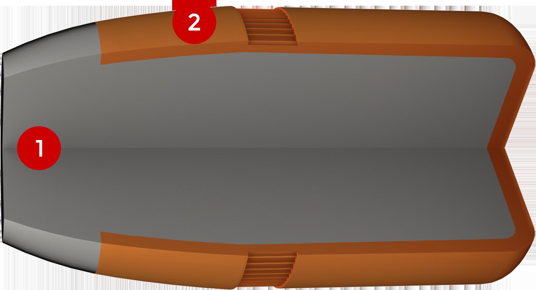 357 Magnum, 158 Grain Features