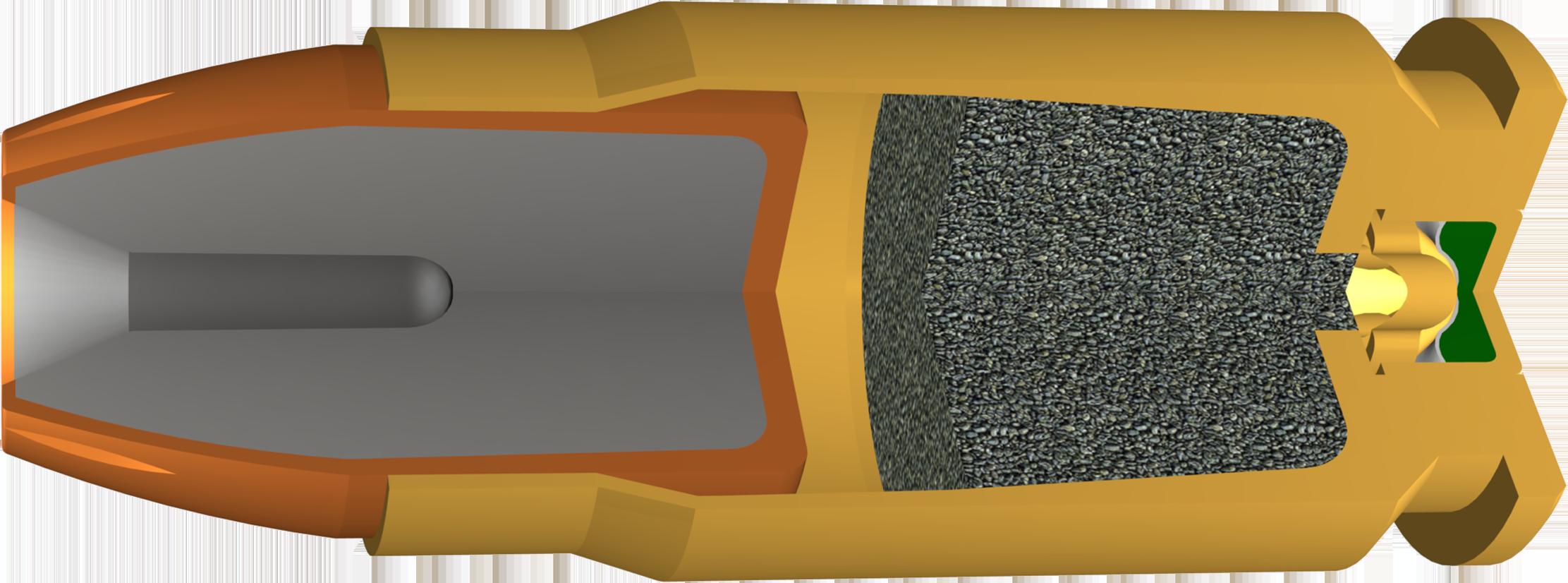 357 SIG, 125 Grain Features