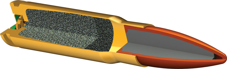 7.62 x 39mm, 123 Grains Features