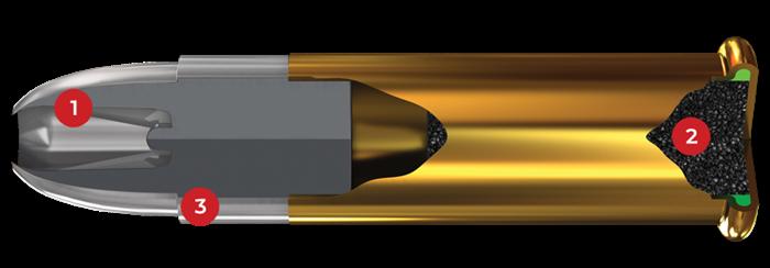 Silvertip Rimfire Features