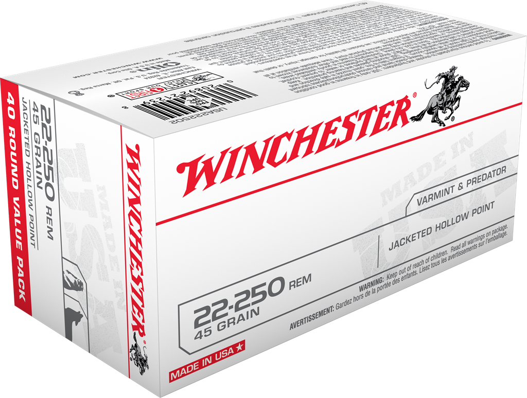 USA222502 | Winchester Ammunition