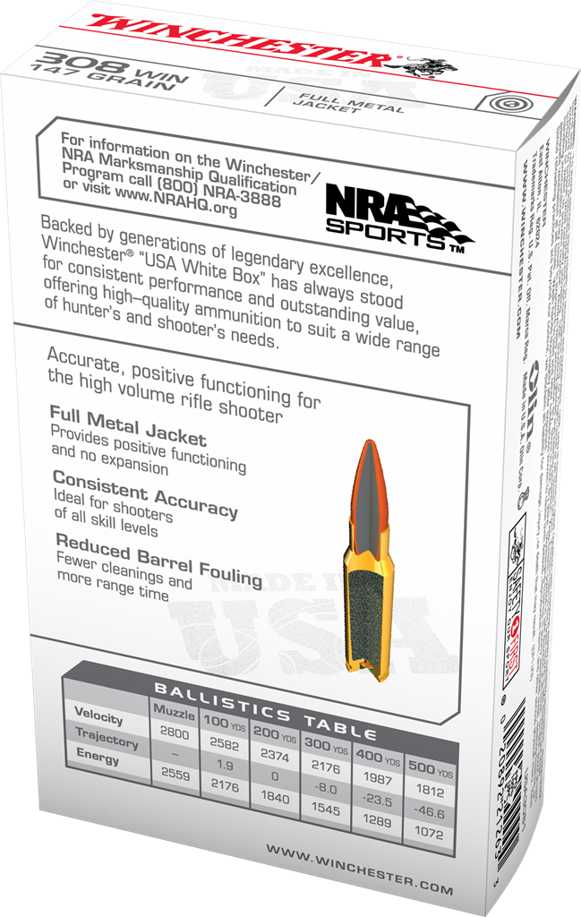 USA3081 | Winchester Ammunition