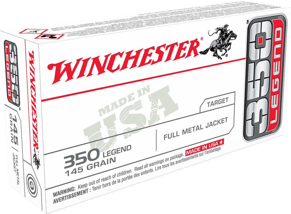 USA3501   Winchester Ammunition