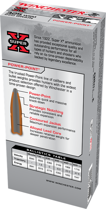 X325WSM Box Image